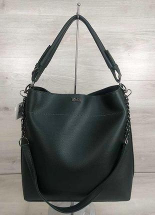 11 цветов! повседневная сумка зеленая для школы учебы а4 вмест...