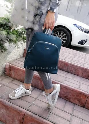 Рюкзак david jones cm5300a  оригинал бирюзовый городской
