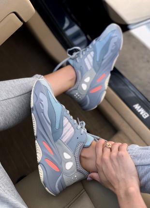 Adidas Yeezy 700 Blue