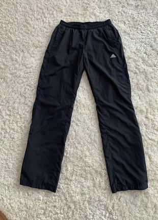 Спортивние штани adidas clima lite чорние оригинал