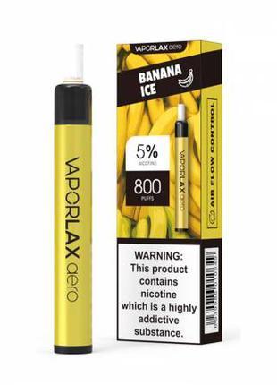 Vaporlax Aero 800 Banana Ice Pod-система