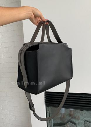 4 цвета! 2в1 комплект черная сумка повседневная для школы чемо...