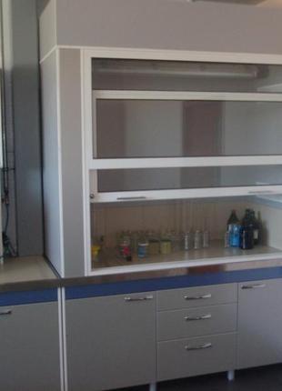 Лабораторні меблі від СпецМЕД