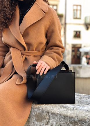 4 цвета! черная сумка клатч с широким ремешком