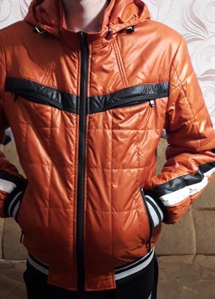 Куртка мужская осенне-весенняя р-р 44(М)