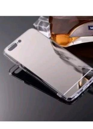 Новый зеркальный чехол для Huawei p20 lite.