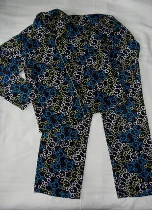 Пижама для мальчика на 12-13 лет