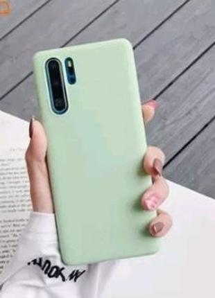 Новый силиконовый чехол для Huawei p20 lite