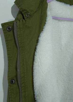 Куртка парка женская весна - осень размер м