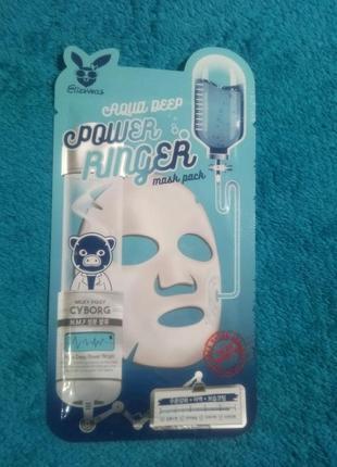 Elizavecca маска увлажняющая для сухой кожи