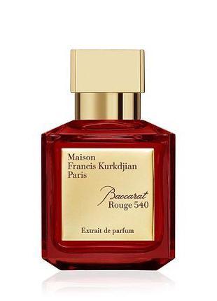 Парфумована вода Maison Francis Kurkdjian Baccarat Rouge 540