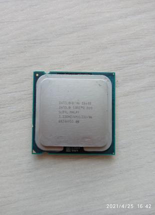 Процессор Intel Core2 Duo E8600
