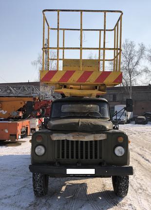 Автовышка телескопическая АП17 ПРОДАЖА