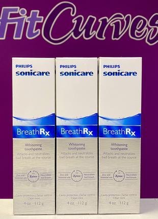 Зубная паста Philips Sonicare BreathRX