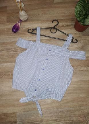 Топ, рубашка new look р 14