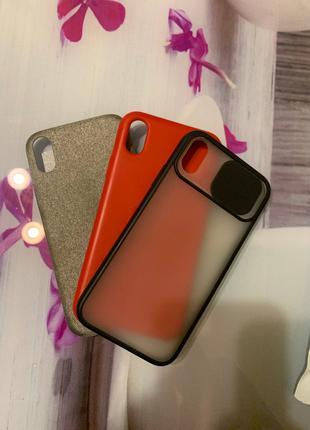 Продам чехлы iPhone XR, iphone 5, airpods