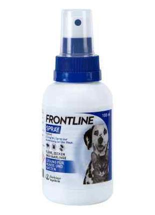Frontline vet. Spray (100 ml)