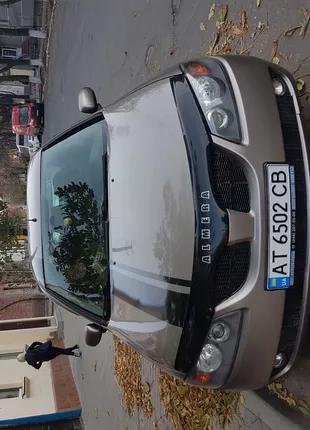 Nissan almera n16 vvti