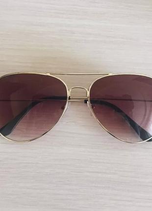 Солнцезащитные очки, очки от солнца, авиаторы, капельки