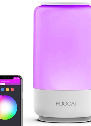 Розумна Настільна Лампа, Прикроватні Світильники HUGOAI HG02