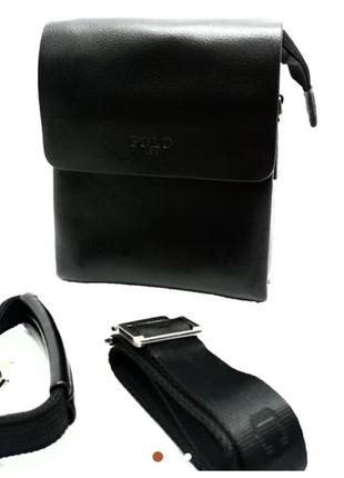 Мужская сумка polo кожа (b375-1)