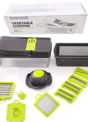 Овощерезка-измельчитель Veggie Slicer 14 в 1