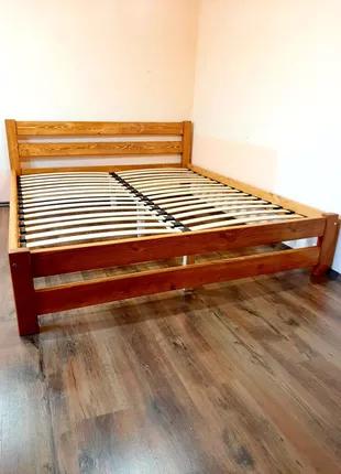 Кровать деревянная любой цвет,розмер!