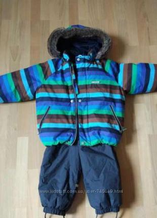 Костюм-куртка комбинезон Lenne. Зимний , на мальчика.