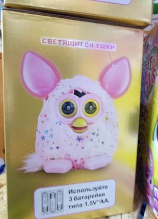Интерактивная игрушка ФЕРБИ