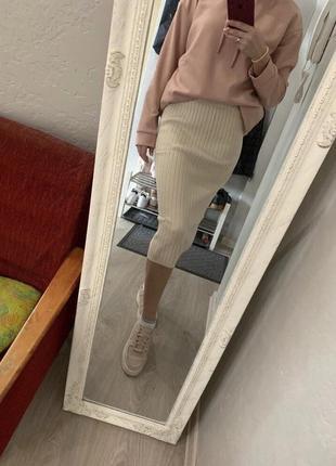 Хит 2019-20 года вязаная юбка миди! успей заказать любимый цвет