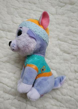 Мягкая игрушка щенячий патруль,эверест
