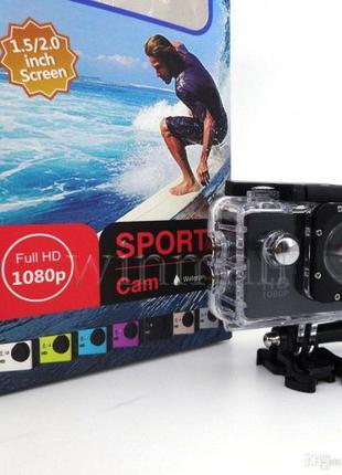 Экшн камера DVR SPORT A7 Full HD