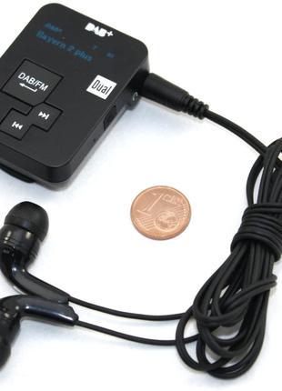 Міні Радіо Dual DAB Pocket Radio 2 Portables
