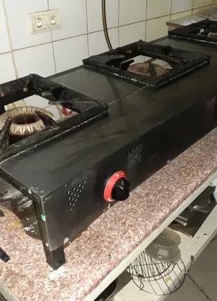 газова плита професійна