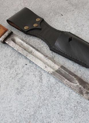 Штык - нож СВТ - 40 вторая мировая война + Жаба(чехол)
