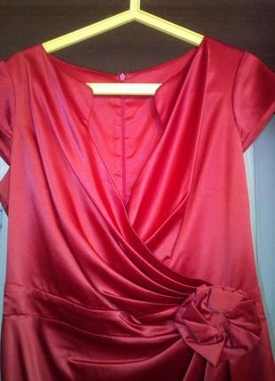 Яркое соблазнительное платье шик и блеск!