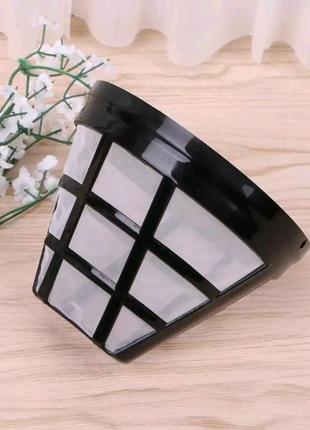 Качественный фильтр для капельной кофеварки, сито размер 4