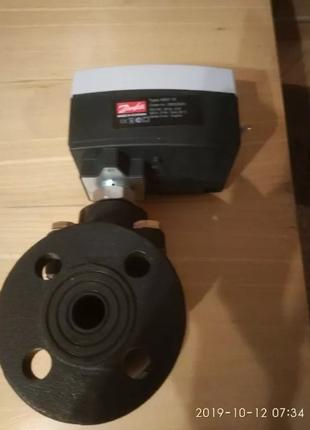 Электропривод Danfoss AMV 10, 230 В с клапаном VB2