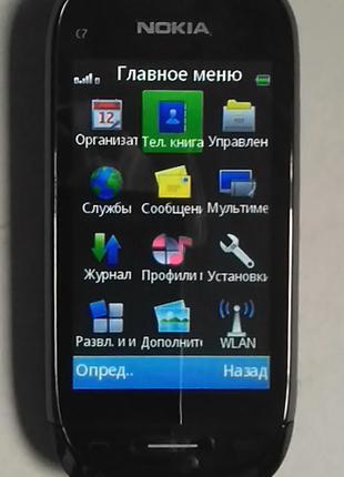 """3,5"""" Смартфон Nokia C7"""
