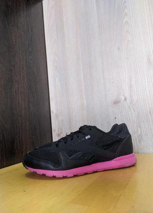 Кроссовки reebok classic leather clean ultralite