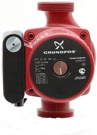 Циркуляционный отопительный насос Grundfos UPS 32-80 180 (9590644