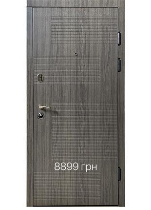 Двери входные в квартиру. Установка и доставка по городу! от 1799
