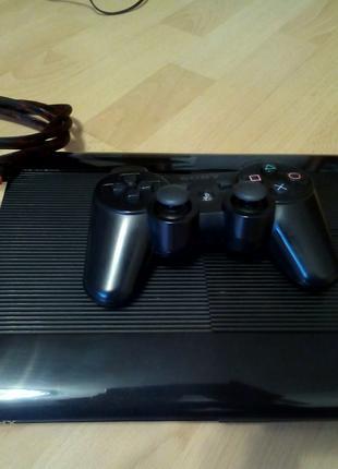 PS3 Super Slim 500Gb прошита
