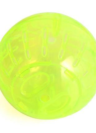 Пластиковый мяч ,шар для хомяка