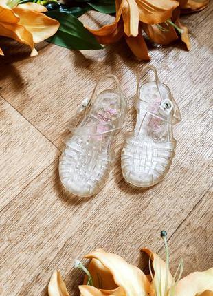 George силиконовые босоножки сандали