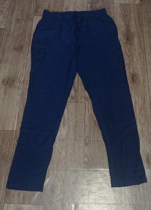 Женские легкие брюки, штаны свободного кроя esmara