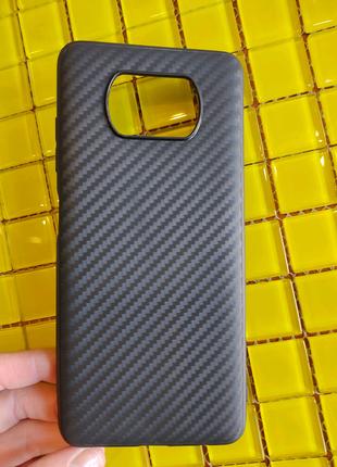 Xiaomi Poco X3 Чехол силікон