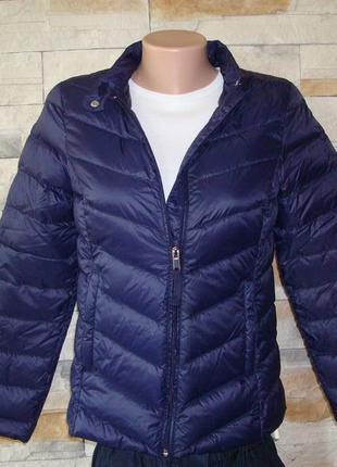 Куртка пуховик женская stradivarius испания