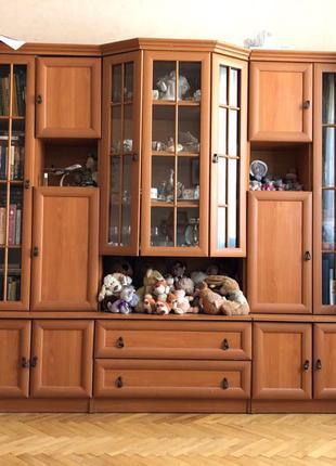 Мебельная стенка на 5 секций