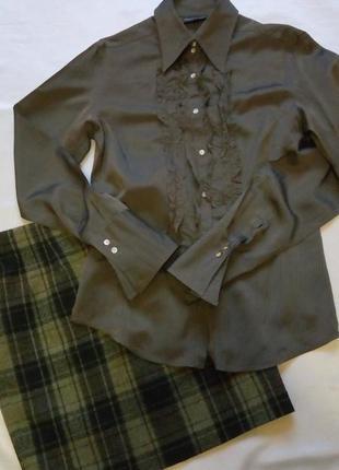 Нежнейшая блуза-рубашка, marc o'polo р.36